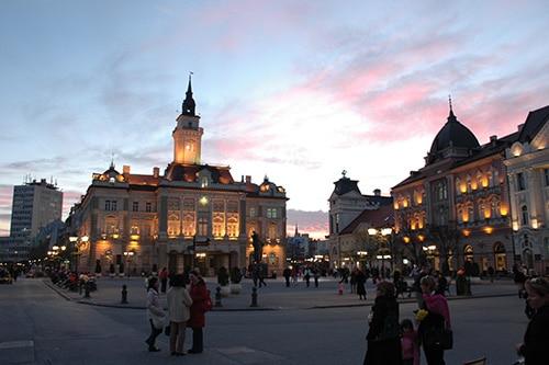 Grad Novi Sad - uspešne instalacije
